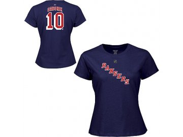 Tričko - #10 - Marian Gaborik - New York Rangers - Dámské