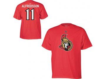 Tričko - #11- Daniel Alfredsson - Ottawa Senators