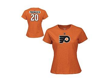 Tričko - #20 - Chris Pronger - Philadelphia Flyers - dámské
