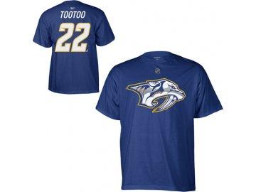 Tričko - #22 - Jordin Tootoo - Nashville Predators