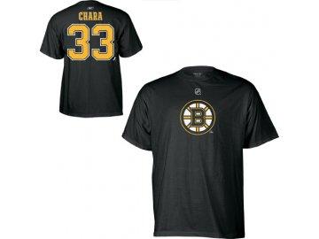 Tričko - #33 - Zdeno Chara - Boston Bruins