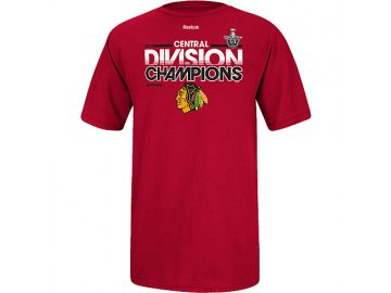 Tričko - Division Champions 2013 - Chicago Blackhawks