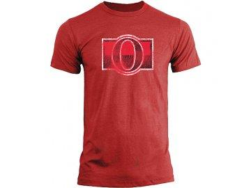 Tričko - Heathered - Ottawa Senators