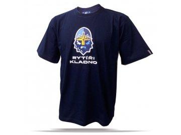 Tričko - Primary Logo - Rytíři Kladno - modré