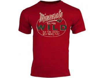 Tričko - Taunt - Minnesota Wild