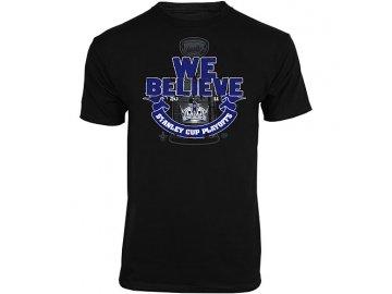 Tričko - We Believe NHL Playoffs - Los Angeles Kings