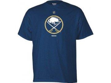 Tričko - Buffalo Sabres - Primary Logo - tmavě modré