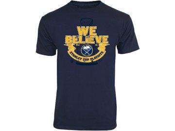 Tričko Buffalo Sabres We Believe 2011 NHL Playoffs