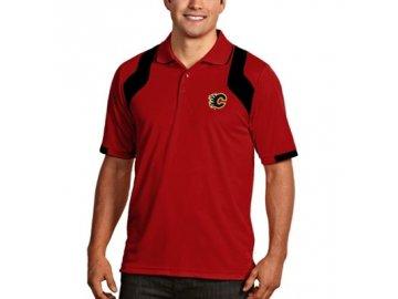 Tričko Calgary Flames Fusion Polo