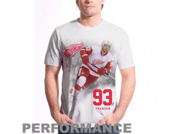 Tričko Johan Franzen Detroit Red Wings Highlight