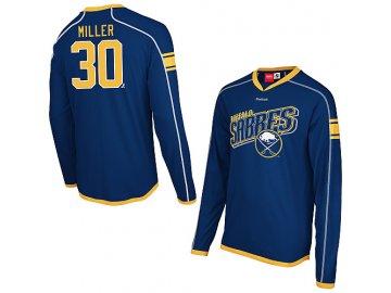 Tričko Ryan Miller#30 Buffalo Sabres Faceoff Jersey