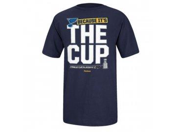 Tričko St. Louis Blues The Big Cup 2014