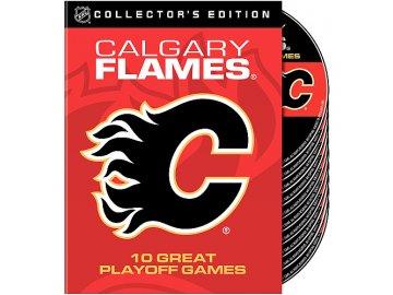 Warner Home Video Calgary Flames: 10 Great Games DVD Set