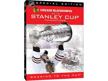 Warner Home Video Chicago Blackhawks 2010 Stanley Cup Champions Special Edition DVD - Roar to the Cup