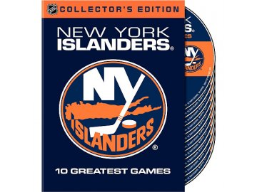 Warner Home Video New York Islanders: 10 Greatest Games DVD Set