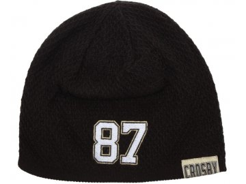 Čepice Pittsburgh Penguins Sidney Crosby 87 reverse knit