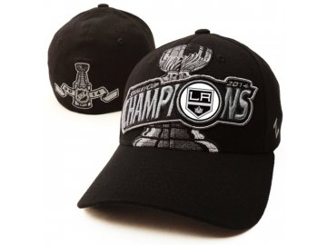 Kšiltovka Los Angeles Kings 2014 Stanley Cup Champions Z-Fit Flex