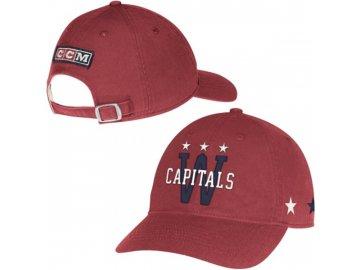 Kšiltovka Washington Capitals Winter Classic 2015 Slouch