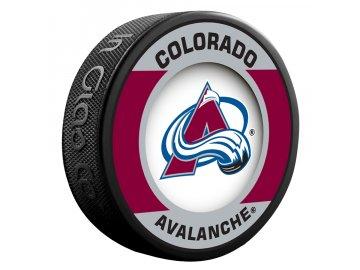 Puk Colorado Avalanche Retro