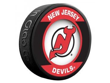 Puk New Jersey Devils Retro