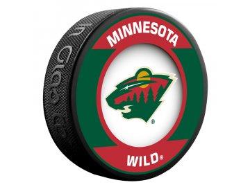 Puk Minnesota Wild Retro