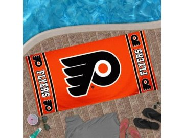 Plážová osuška Philadelphia Flyers