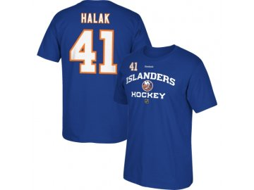 Tričko Jaroslav Halák #41 New York Islanders Center Ice
