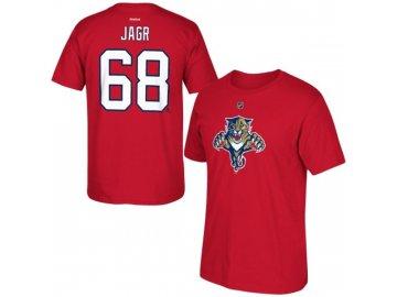 Tričko Jaromír Jágr #68 Florida Panthers