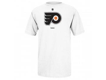 Tričko - Primary Logo - Philadelphia Flyers - bílé
