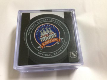 Puk New York Islanders Game Official 2015 - 43 years of history