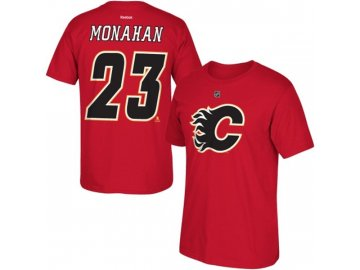 Tričko - #23 - Sean Monahan - Calgary Flames