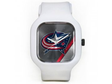Hodinky Columbus Blue Jackets Modify Watches Unisex Silicone