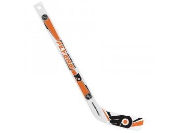 Plastová Minihokejka Philadelphia Flyers Player