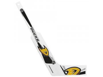 Plastová Minihokejka Anaheim Ducks Goalie