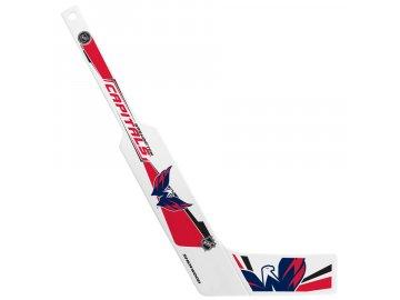 Plastová Minihokejka Washington Capitals Goalie