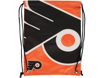 NHL VAK PHILADELPHIA FLYERS BIG LOGO DRAWSTRING