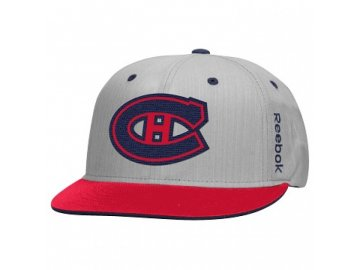Kšiltovka Montreal Canadiens Center Ice Snapback