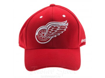 Kšiltovka Detroit Red Wings Structured Flex 2015
