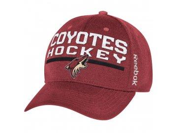 Kšiltovka Arizona Coyotes (Phoenix Coyotes) Locker Room 2015