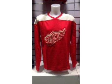 Tričko Detroit Red Wings Long Sleeve Crew 15