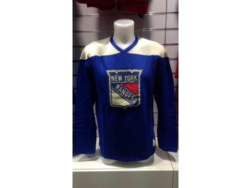 Tričko New York Rangers Long Sleeve Crew 15