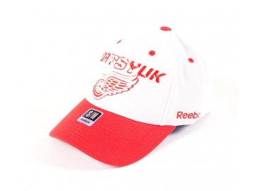 Kšiltovka Detroit Red Wings Structured Flex 15 - Pavel Datsyuk #13