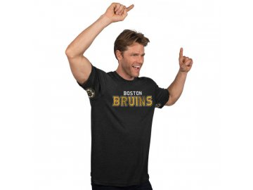 Tričko Boston Bruins Hands High Tri-Blend