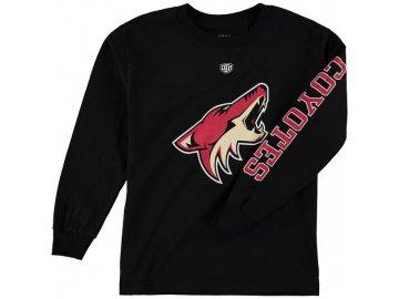 Dětské tričko Arizona Coyotes (Phoenix Coyotes) Old Time Hockey Two Hit Long Sleeve