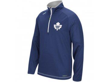 Mikina Toronto Maple Leafs Center Ice Baselayer 1/4 zip 15