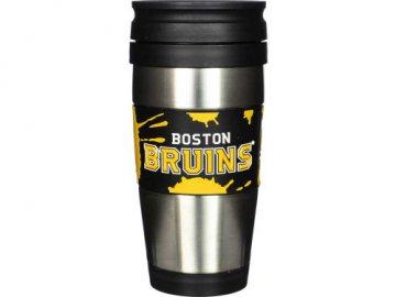 Hrnek Boston Bruins Stainless Steel Travel Tumbler