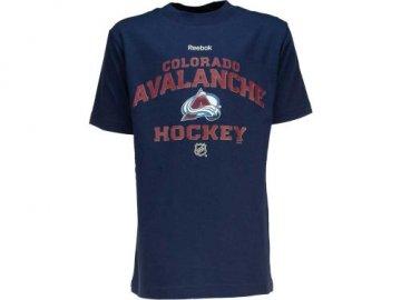 Dětské tričko Colorado Avalanche Authentic Predecessor