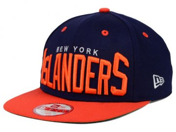 Kšiltovka New York Islanders Vintage Big Word 9FIFTY Snapback