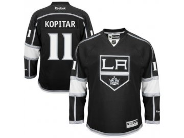 Dres Anze Kopitar #11 Los Angeles Kings Premier Jersey Home