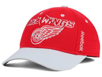 Dětská kšiltovka Detroit Red Wings 2014-2015 2nd Season Flex